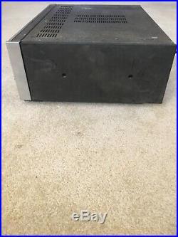 Studer Revox B760 Digital Synthesizer FM Radio Tuner Vtg PARTS OR REPAIR Stereo