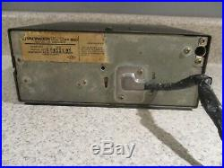 Super Rare Vtg Pioneer Model Kp-500 Stereo Cassette Tape Car Radio Audio Deck
