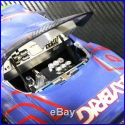 Tamiya 1/24 Rebrick NSX paint Radio control car mini 4wd vintage For Parts