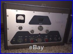 VINTAGE Heathkit Bandswitching Phone & CW Transmitter DX-100 Radio