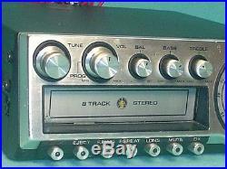 Vintage Pioneer Tp-900 Am Radio 8 Track Player Under Dash Car Unit