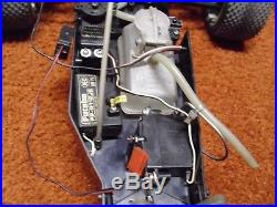 VINTAGE Team Associated RC10GT 1/10 buggy WithFutaba Radio (For Parts Or Repair)