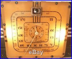 VIntage RCA 88K RADIO part Tested / Working RADIO CHASSIS good sounding
