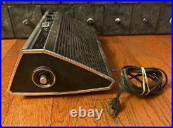 VTG 1970's Panasonic RC-7589 FM-AM Flip Clock Radio Pillow Speaker AS IS PARTS