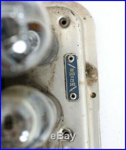 Vintage 1920s Atwater Kent Radio Model 55 C Parts or Repair