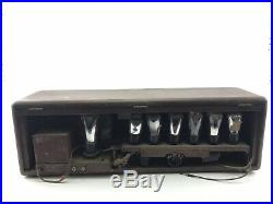 Vintage 1928 RCA-RADIOLA 18 Tube Radio For Parts or Restoration 3736