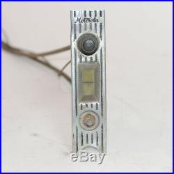 Vintage 1930s Motorola AM Radio Control Tuning Head for parts or restoration