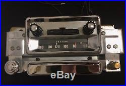 Vintage 1950-60s Motorola Custom AM Car Radio Model Number 6TAS8