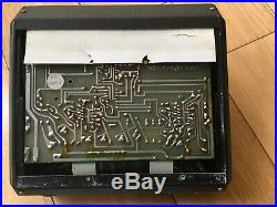 Vintage 1960s Sprengbrook Precision radio Transmitter For Parts Model