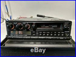 Vintage AIWA CT-X3600 Stereo Vtg Indash Radio Cassette Tape Pullout Fully Tested