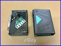 Vintage AIWA HS-J09 Stereo Radio Cassette Recorder Player for parts