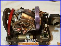 Vintage Aircraft Part Vertical Gyro Collins Radio by Honeywell 332D-5 1960s