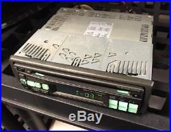 Vintage Alpine AM/FM radio CD player model CDM-7833 High powered used Xlnt
