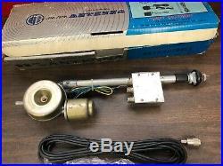 Vintage Am Fm Cb Radio Ratrod Automatic Power Retractable Antenna Nos Ara 120