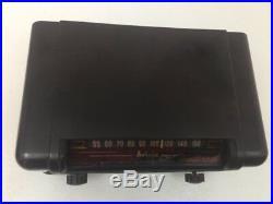 Vintage Aviola Radio Model 610 (For Parts)