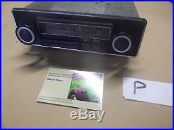 Vintage Blaupunkt radio L/M wave (70/80's) (P). 1300+Citroen parts in shop