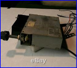 Vintage Craig Model T-502 AM/FM Auto Reverse Cassette Car Radio Stereo