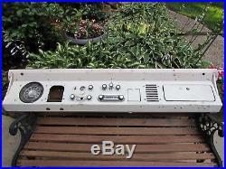 Vintage Ford Bronco Complete Dash Panel Radio Speedo ...