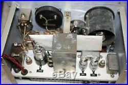 Vintage General Radio Amplifier & Null Detector 1231-B Untested Parts or Repair