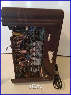 Vintage German Tube Radio PHILIPS PHILETTA BD263U Model for