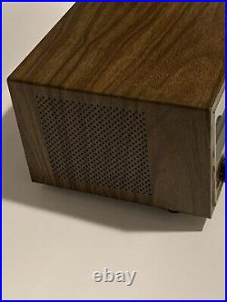 Vintage HALLICRAFTERS S-200 Legionnaire 5 Band Tube SW Radio For Parts/Repair