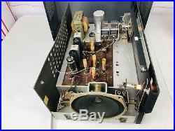Vintage Heathkit GR-64 Shortwave Radio Multiband Receiver For Parts Or Repair