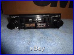 Vintage JVC car radio AM/FM cassette digital working in good condition