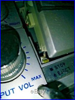 Vintage Lasonic Trc-920 Boombox Radio & Cassette For Parts Or Repair Restorable