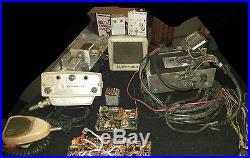 Vintage Motorola Two Way Radio Parts And More