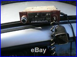 Vintage OEM AMC JEEP AM/FM/CB RADIO CJ Wagoneer Eagle any AMC