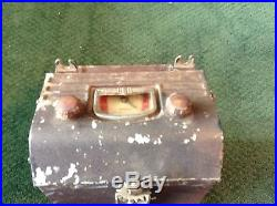 Vintage Philco Car Truck Auto Radio Model 920 Hot Rod Rat Rod With Knobs