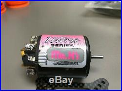 Vintage Radio Control Twister Motors and Random Parts Lot, Reedy Mr X Ultra