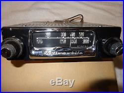 Vintage Radiomobile 50T Valve Radio/MG, Jaguar, Triumph, Sunbeam