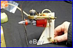 Vintage Remote Control Boat for Repair With Radio 2 Gas Aircraft Engines + PARTS