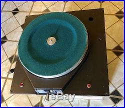 Vintage Russco Cur Master Radio Station / Studio Transcription Turntable Parts