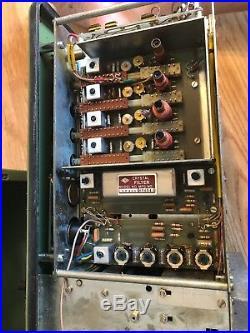 Vintage Sailor Radio Receiver Type R106 Untested For Parts