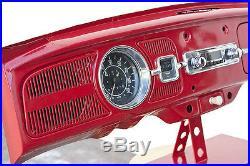 Vintage VW Beetle AM FM Radio & Speaker with AUX input USB iPod MP3 & Bluetooth