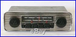 Vintage VW Blaupunkt Wolfsburg III Car Radio 1960's