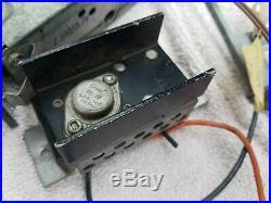 Vintage VW Motorola AM/FM Radio 5VW2427 w Safety Knobs Untested Parts Repair