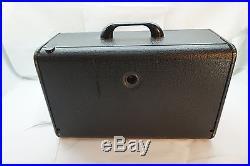 Vintage Zenith Transoceanic Portable Radio Short Wave Tube Wavemagnet Parts Asis