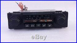 Vintage am fm car radio Leewah 12volt Stereo Very Rare Classic radio Old timer