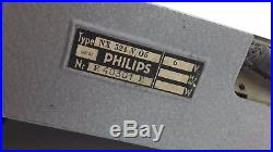 Vintage car radio Philips NX524V Volvo PV444 Porsche 356 6V used