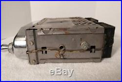 Vintage/rare Original 1957 Fomoco Mercury Am Radio-tested And Light Comes On-vg