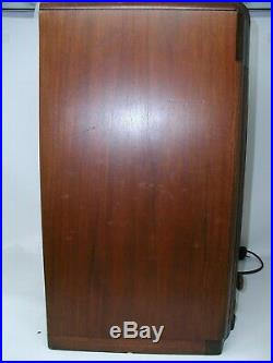 Vtg 1930s Stewart Warner R-136A Magic Dial Tombstone Radio Parts or Repair