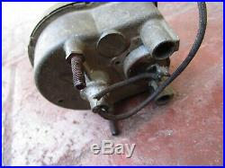 Vtg Antique Car 1937 37 Ford V8 Ash Tray Dial Radio Head