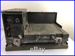 Vtg Military LVTP 7 Amphibious MT-1029 Mount Amplifier Power Supply As Is Parts