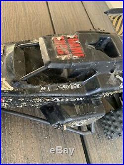 Vtg Radio Shack GOLDEN ARROW Radio Controlled Off Road RC Car BUGGY Parts/Repair