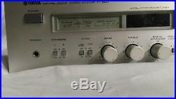 Yamaha Radio R-900 1981 Natural Vintage Sound Radio Receiver Stereo (For Parts)