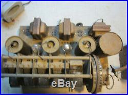 Zenith radio automatic long distance, VINTAGE TUBE RADIO PARTS